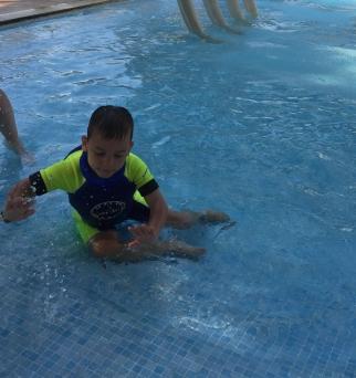 Gideon zwembad
